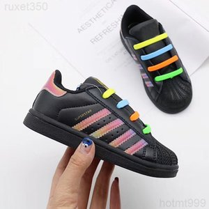 2020 NEW STAN SMITH SNEAKERS CASUAL LEATHER Children shoes SPORTS JOGGING SHOES kid's CLASSIC FLATS SHOES SUPERSTAR for kids NTR7S