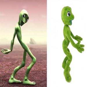 2018 Hot Selling Toy Dame Tu Cosita Martian Man Plush Toys & Stuffed Animals Frog Green Dancing Alien Plush Green Frog Dancing