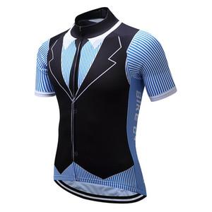 Funny Retro Cycling Shirts Tops Verano Maillot Mountain Mountain Bike Ropa Bicicleta Jersey Sportswear MTB Ropa T Shirt Desgaste