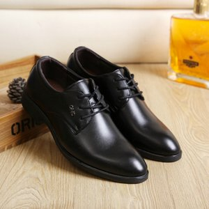 SexeMara 2020 Leather Casual Driving Oxfords Shoes Men Loafers Moccasins Italian Shoes For Men Flats NO-004