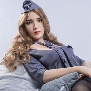 Fabrik Spielzeug Verkauf Adult For Real Silikon Love Sex Dolls Naturgetreue 168cm Sex Direkt Puppe Männer Leqfu