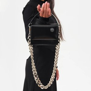 Sawtooth Patent Leather Baguette Chain Underarm Bags Chest Bag Women Small Mini Letter Printing Fashion Shoulder Bags Lady Cross-body bag#01