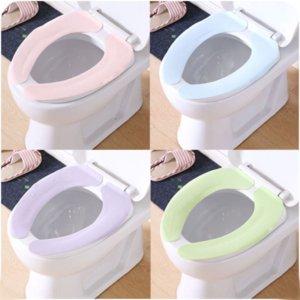 S8TMO Couleur solide Tapis solide chaud Tapis lavable Mattuge lavable et pâte lavable à ménage collective peut être coupée et colle de toilette de coussin de toilette