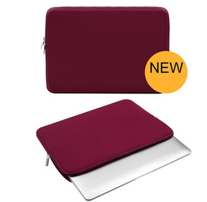 11 12.5 13 14 15.6 16 inch Zipper Laptop Sleeve Case Laptop Bags For Macbook AIR PRO