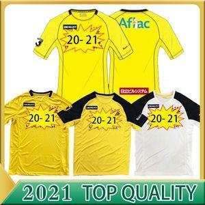 2020 21 Jersey de football J1 League Kyoto Sanga Kashiwa Reysol Hommes à la maison Hommes de but Hommes Jerseys Football Shirt