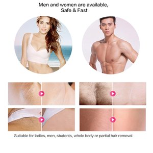 600000 Flash IPL Epilator Laser Hair Removal Recharge Women Bikini Trimmer Hair Remover Permanent Epilator Painless