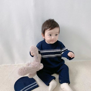 2020 Baby Boy Девочки Ромпер Одежда 0-3Year Newborn Girl Rompers Хлопок Длинные Рукавы Комбинезон Оутрите Одежда Для Детей Baby Onesie Осень
