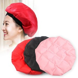 Beauty Korea hot and cold cap dual-use household hot dyed hood fill film hair mask does not plug in evapo cell
