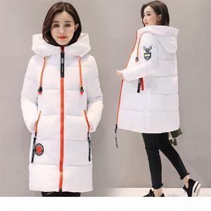 2020Winter Korean version of the new women's cotton jacket Amazon women's long-term self-cultivation cotton jacket down cotton jac