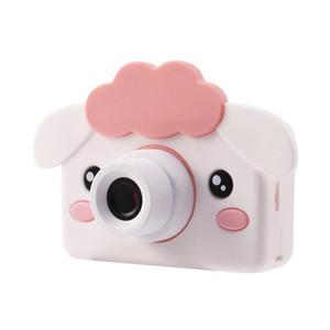 Portable Children Mini Digital Camera SLR HD Camera Cute Sports Children's Support Video Recording Playback for Kids Gift