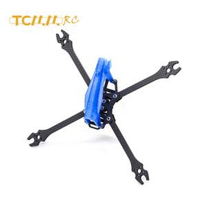 5 pouces kit de cadre de FPV cure-dent T700 drone de trame en fibre de carbone approprié pour la trame novice de course RC Drone