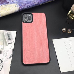 fashion Phone Cases for iPhone 12 11 Pro Max 7 8 plus X XS Max XR fashion PU Leather iPhone cover drop shipping