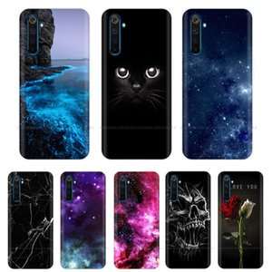 Soft Silicone TPU For Oppo Realme 6 Pro Realme6 Case Back Cover Phone Shell Housing Coque Capa