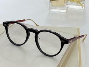 Nueva marca de moda Marco de anteojos Unisex Frame Fash-Frame Frame Tamaño 46-18-145