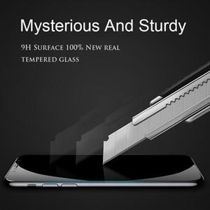 Schermo Protector Film 3D Anti Spy Peep Privacy Telefono in vetro temperato per iPhone 6 7 8 Plus X XR XR Max 11 Pro 12