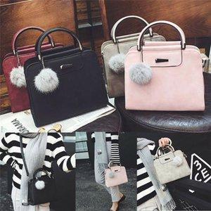 NoEnName-Null Women Leather Handbag Shoulder Messenger Satchel Tote Crossbody Bags Purse