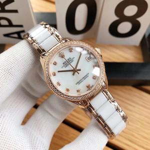 Hot Womens Watch Women Automatic Mechanical Watch New Modell Fashion Waterproof Wristwatches Luxury Casual Wristwatches L1115005