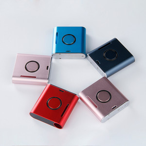 Ecig Starter Kit Vapmod VMOD Kits Vape Pen магнит коробки Mods 900mAh Разогреть батареи Micro зарядки порт Mod батареи с зарядом кабеля