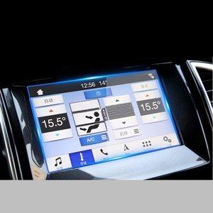 GPS Araba Navigasyon Çelik Film Ford Everest 8 inç 2016-2020 Merkezi Kontrol LCD Ekran Cam Temperli Yüksek Çözünürlüklü Film