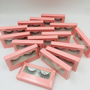 Hot Sale 3D Mink Eyelashes False Eyelashes 16 Different Style Wholesale Full Strip Lashes Hand Made Mink Lashes Bulk New Arrival Free Ship
