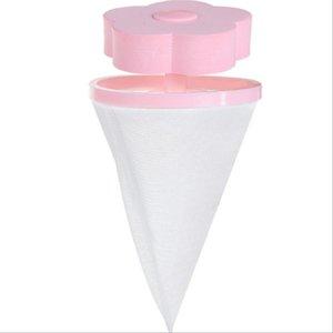 حقيبة تصفية العالمي تنظيف البلاستيك البلاستيك شبكة تصفية إزالة الشعر سدادات الماسك تصفية فوضى 2 ألوان LXL19-1 1JDV3