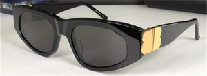 New Fashion and Popular Design Sunglasses 0095 Cat Eye Frame Style Style Top Quality UV400 occhiali protettivi