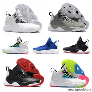 23 Ultra Super Fly 3 Slam Dunk MVP Basketball Shoes Blue White Grey Black Zapatillas Sneakers Sports Trainers Designer Mens Chaussures