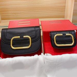 Grande V Bag Mulheres Crossbody Bags Senhora Bolsa Moda Cowhide Genuine Leather Zipper Letra Letra Hasp Venda Quente Frete Grátis