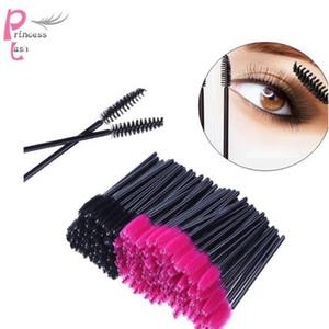 200 Pcs Pack Disposable Micro Eyelash Brushes Makeup Lash Extension Mascara Applicator Wand Lip Beauty makeup tools