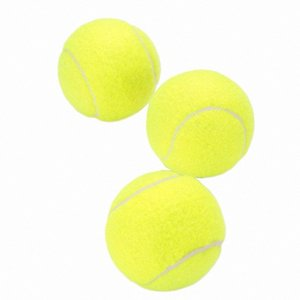 Wholesale- Durable Outdoor Sports Tennis Training Learning Exercise High Elasticity Tennis Balls For Training R5X0#
