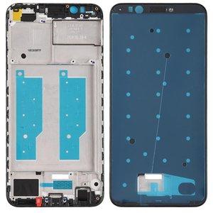 Quadro LCD Frente Housing moldura para Huawei Honor jogo 7C