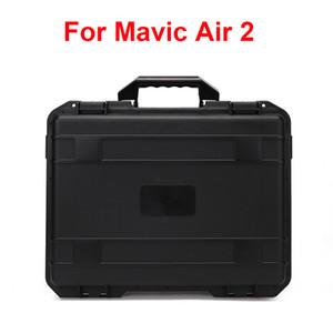 Mavic aire 2 a prueba de agua a prueba de explosiones caja estuche de viaje de alta capacidad para DJI Mavic aire 2 con Smart Controller Accesorios C1008