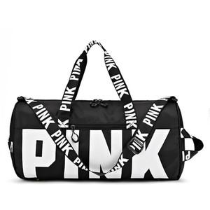 Кожаный багаж стрелять Дорожная сумка спортивная сумка Водонепроницаемая сумка Gym Printed портативный плеча большой емкости для хранения