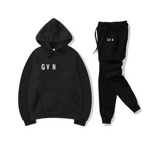 uomo designer vestiti 2020 Designer tuta donna degli uomini hoodies + pantaloni Uomo Felpa Pullover Casual Tennis Sport Tute Sweat Suits