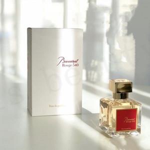 Venda quente High-End mesmo Perfume de Qualidade para Mulheres Perfumes A La Rose Rouge 540 70ml EDP Requintado Embalagem de Alta Qualidade Spray Garrafa