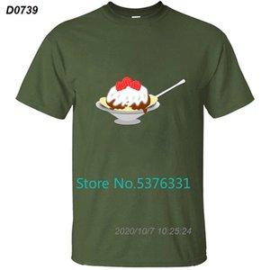 Lustige Sundae Männer T-Shirt T-Shirt T-Shirt für Männer Kleidung O-Ansatz Fitness Male Plus Size 2019 Hip Hop Dry Fit 2001310
