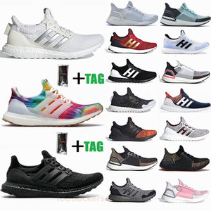 Novas NMD R1 Formadores Bred Grey Japão Triplo Preto Primeknit Sapatas de Runnning Ultra Game Boost Ultraboost Of Thrones 19 20 Oreo Sports Sneakers