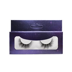 Thick Natural False Eyelashes Crisscross Tapered Fake Lashes Reusable Handmade Eye Lashes Extensions Makeup 12 Models Available DHL Free
