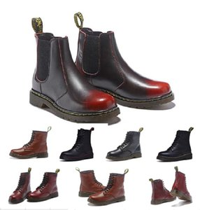 2020 Dr Martins Man сапоги Мартин сапоги женские 1460 Nappa Boots Jadon PlatformMan 2976 Martin 1461 женщин Привет Китт платформы обувь размер 36-45