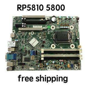 748612-001 Pour RP5810 5800 Desktop Motherboard 748493-001 748612-301 100% testé Mainboard entièrement travail