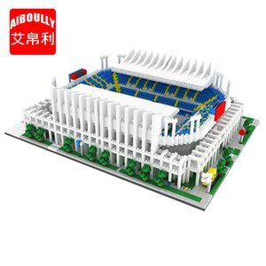 Aiboully 064 World Great Football Stadium Field Model Building Kits Blocks Brick Architecture Club Cup Toys for Children Jlleqh BDE_JEWELRY