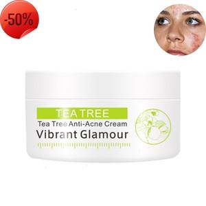 Vibrante Glamour Cuidado de la piel Anti-espinillas Esparció cicatrices Blackhead Remoal Herbal Acne Tratamiento Cream