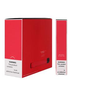 재고 최고 품질의 75colors 플러스 바 일회용 Vapes 장치에서 포드 카트리지 Vape 펜 Vape 장바구니 Hyppe 엑스트라 빅뱅 XXL 전자 담배를 비 웁니다