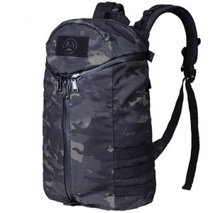 Fan Multi-function Tactical Backpack Men Women Outdoor Riding Training Climbing Water Resistant Camo Shoulder Bag