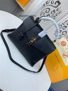 Clásica manera de las mujeres bolsos de los bolsos de hombro largo de la manija de las mujeres totalizadores ocasionales bolsa de compras 53818