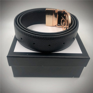 Wholesale 2021 New Designers Belts Mens Belt Snake Luxury Belt Leather Business Belts Womens Big Gold Buckle Free Shipping 100-125CM