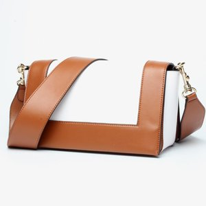 Genuine VL Leather Women AND Luxury Handbags Fashion Panelled Messenger GRAY PINK Bag Shoulder Bag Small Crossbody Bags Xppdr