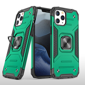 Shockproof Hybrid Kickstand Armor Case For iPhone 12 Pro Max 11 Pro Max XS Max XR X 8 7 6 Plus SE 2020