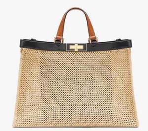 Sacola para venda verão laço de moda tintura tote para as mulheres bolsas bolsas designer pastel tote escala coleção peekaboo totes