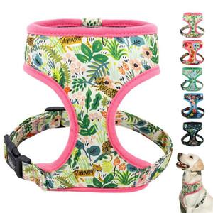 CHIHUAHUA LINDO CHIHUAHUA Bulldog Arness Ajustable Puppy Cat Harness PET PEQUEÑO PEQUEÑO PERRO PERRO PEQUEÑO PARA PUG Y Yorkie caminar SQCIJT